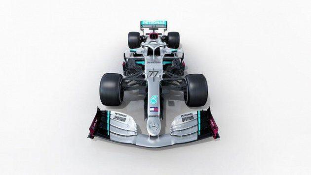 Mercedes představil nový monopost pro nadcházející sezonu F1.