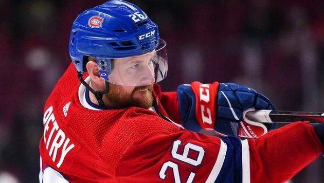 Obránce Montrealu Jeff Petry prodloužil kontrakt u kanadského celku o čtyři roky.