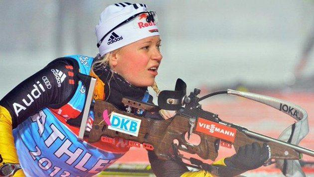 Biatlonistka a běžkyně na lyžích Miriam Neureutherová ukončila kariéru.