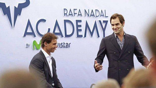 Roger Federer přišel s revolučním návrhem. Podpořil ho i Nadal
