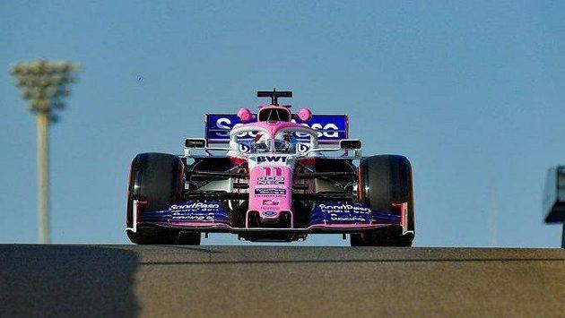 Tým Racing Point se přejmenuje na Aston Martin.