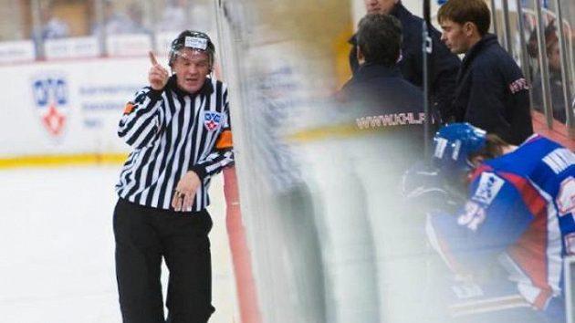 V Kontinentální hokejové lize zatím nefunguje vše tak, jak by mělo.