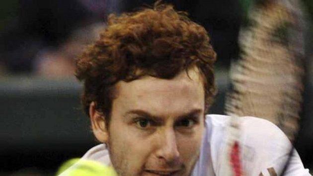 Lotyšský tenista Ernests Gulbis