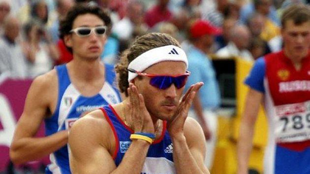 Obhájce stříbrné medaile Jiří Mužík nepostoupil na ME v Göteborgu ze semifinále 400 metrů překážek.