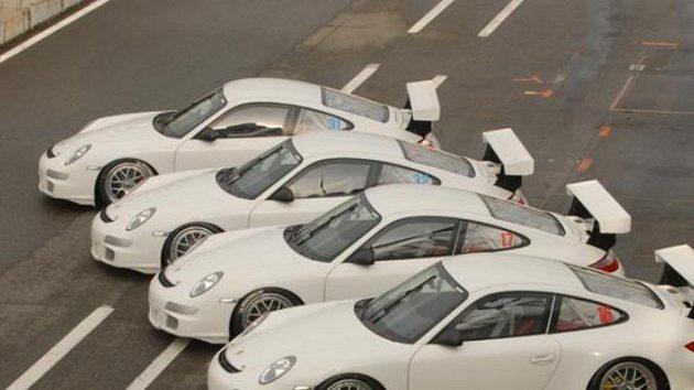 Porsche. Ilustrační foto.