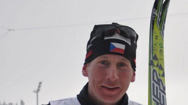 Lukáš Bauer skončil na domácím šampionátu třetí.