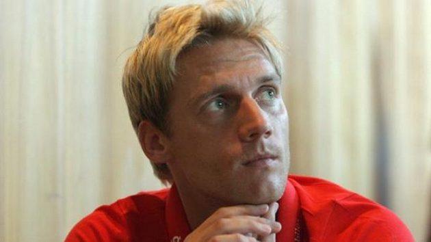 Radoslav Kováč na srazu české fotbalové reprezentace