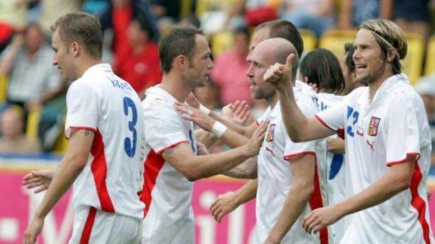 Přijde radost českých fotbalistů i v utkání proti Dánsku?