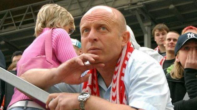 Trenér Slávie Karel Jarolím
