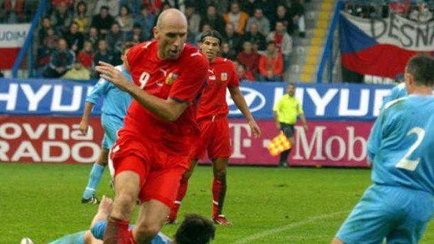 Uvidíme reprezentanty ČR na EURO 2008?