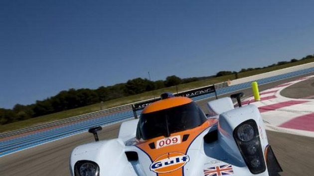 Prototyp Aston Martin LMP1.