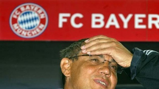 Trenér Wolfsburgu Felix Magath (archivní foto).