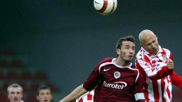 Fotbalisté Viktorie Žižkov se opět probojovali do první ligy.