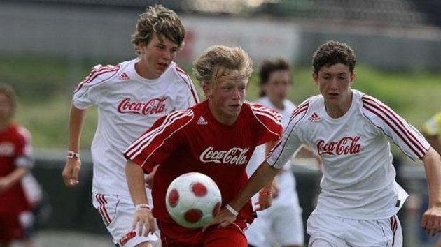 Boje v Coca-Cola školském poháru