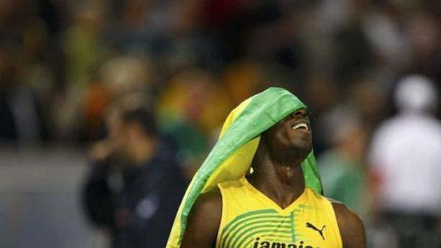 Jamajčan Usain Bolt získal tři zlaté medaile na olympijských hrách v Pekingu i na MS v Berlíně.