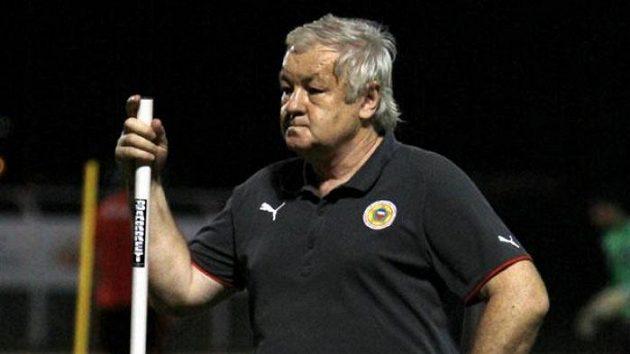 Fotbalový trenér Milan Máčala