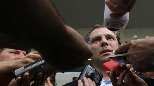 Šéf stáje Ferrari Stefano Domenicali - archivní foto