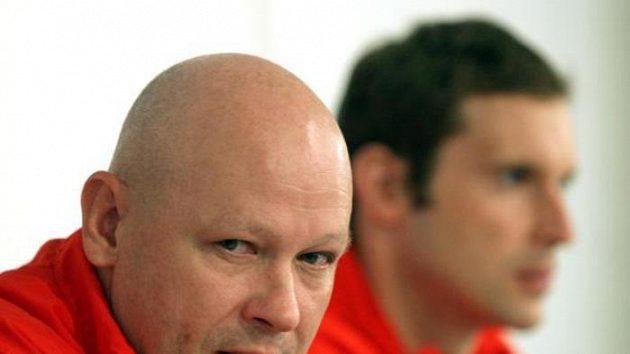 Trenér fotbalové reprezentace Ivan Hašek povolal na kvalifikaci proti Polsku a Severnímu Irsku hned tři nováčky.