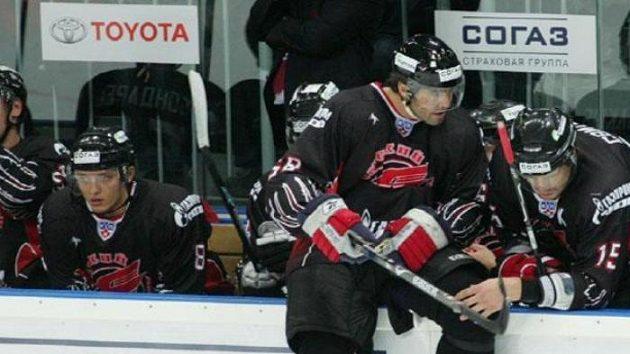 Hokejisty Omsku by měl trénovat Kanaďan Wayne Fleming.