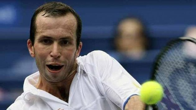 Tenista Radek Štěpánek nestačil ve čtvrfinále na Nikolaje Davyděnka z Ruska.