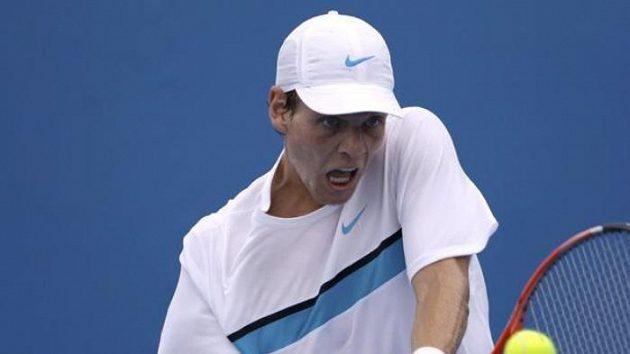 Tomáš Berdych vypadl na Australian Open už ve 2. kole