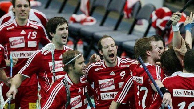 Florbalisté Švýcarska obhajují na MS bronz. Budou hrát opět o třetí místo, nebo postoupí přes favorizované Švédy do finále?
