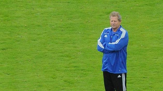 Kouč Vlastimil Petržela vykročil s Viktorií Žižkov do druhé ligy porážkou.
