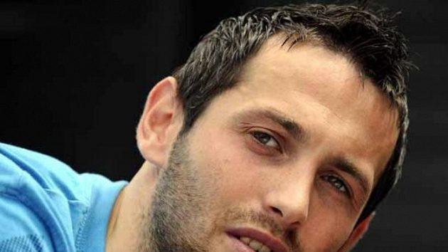 Fotbalista Andrej Kerić