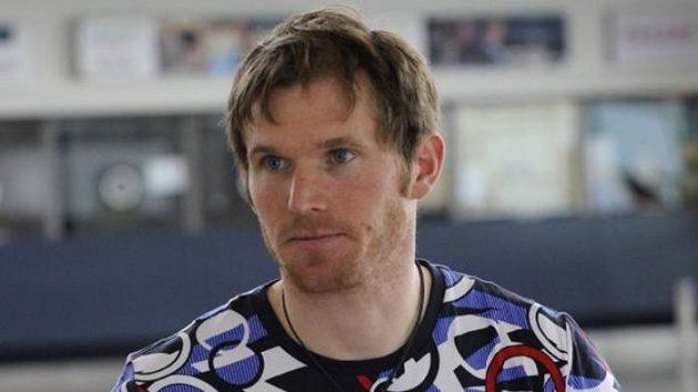 Biatlonista Michal Šlesingr