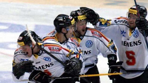 Hokejisté mistrovské Sparty ovládli statistiky play-off.