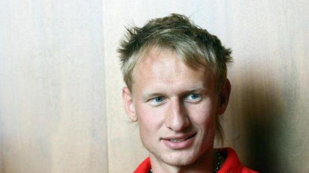 Zdeněk Zlámal na srazu fotbalové reprezentace