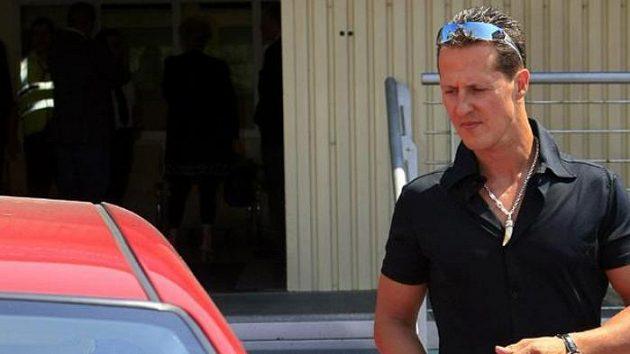Návrat Michaela Schumachera do formule 1 se nekoná.