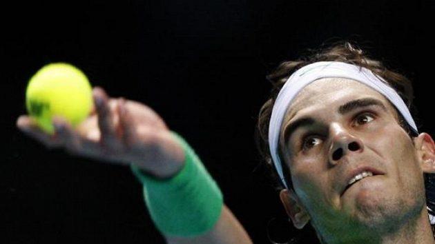 Rafael Nadal na Turnaji mistrů