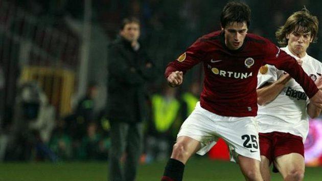 Jak dlouho vydrží ve fotbalové Spartě Kamil Vacek?