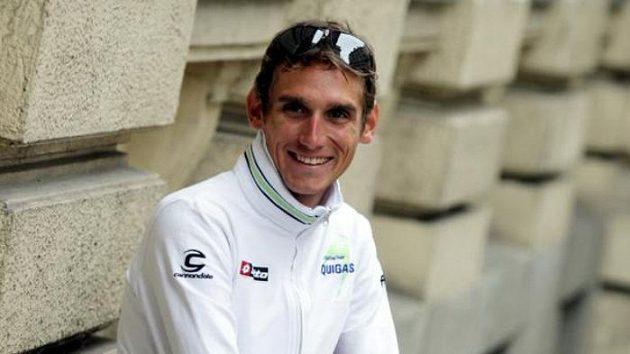 Cyklista Roman Kreuziger