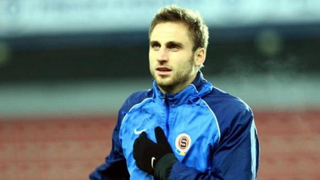 Fotbalista Jan Holenda