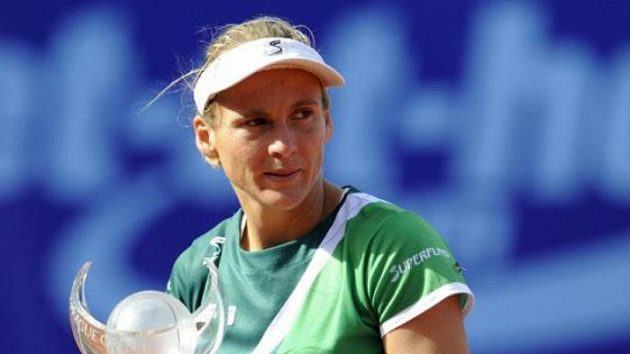Rakouská tenistka Sybille Bammerová vyhrála turnaj ECM Prague Open.