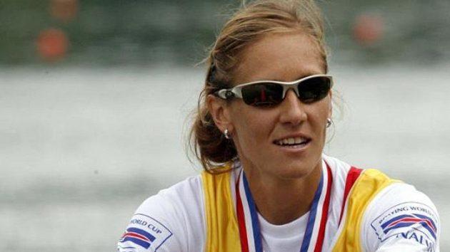 Miroslava Knapková po vítězství v Lucernu