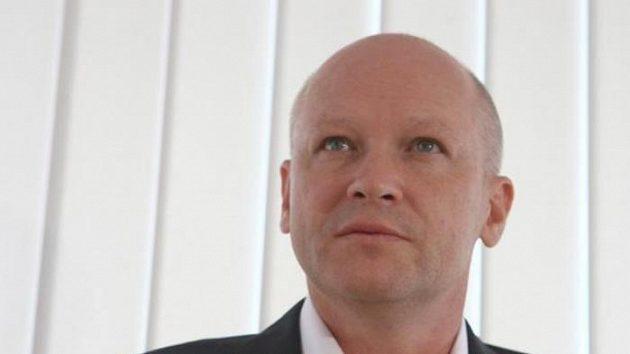 Kandidát na předsedu Českomoravského fotbalového svazu Ivan Hašek