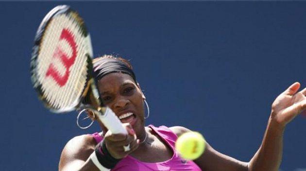 Američanka Serena Williamsová v osmifinále na US Open porazila Slovenku Danielu Hantuchovou