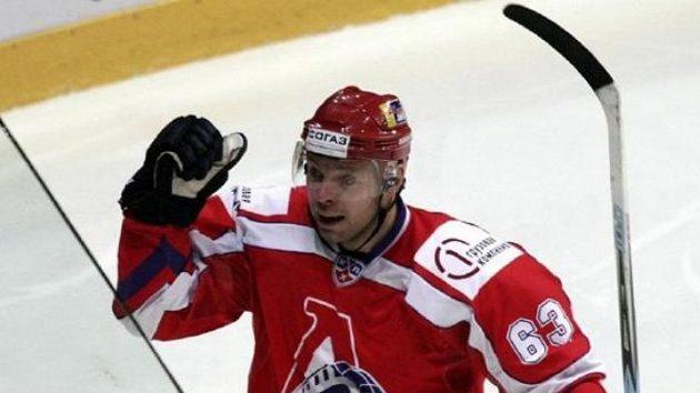 Útočník Jaroslavle Josef Vašíček