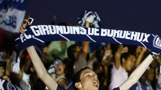 Fanoušci Bordeaux slaví titul