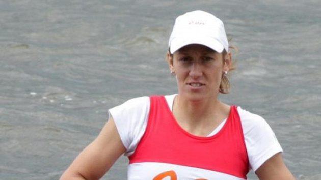 Česká skifařka Miroslava Knapková