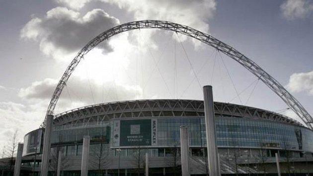 Fotbalový chrám ve Wembley