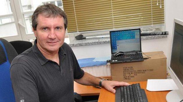 Jiří Kubíček na on-line chatu