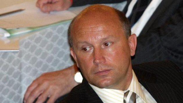 Prezident Viktorie Žižkov Luděk Vinš