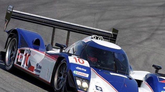 Prototypem stáje Charouz Racing System Lola-Aston Martin.