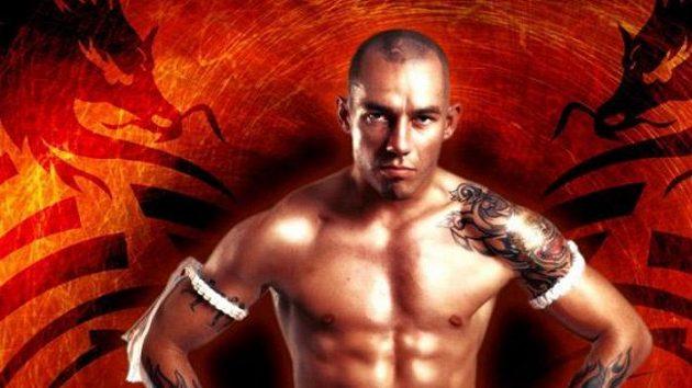 Thaiboxer Ondřej Hutník