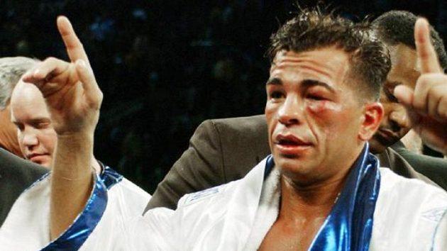 Boxer Arturo Gatti