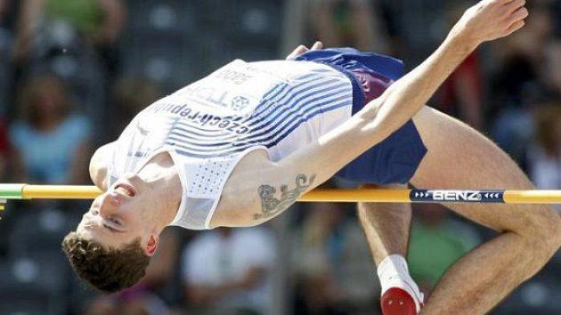Jaroslav Bába si podle očekání skočil pro limit na šampionát v Barceloně.